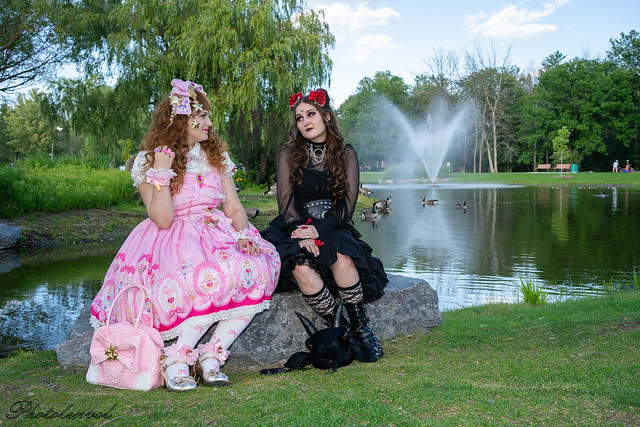 Shooting lolita au parc Michel-Chartrand