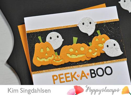 Poppystamps Peek-a-Boo