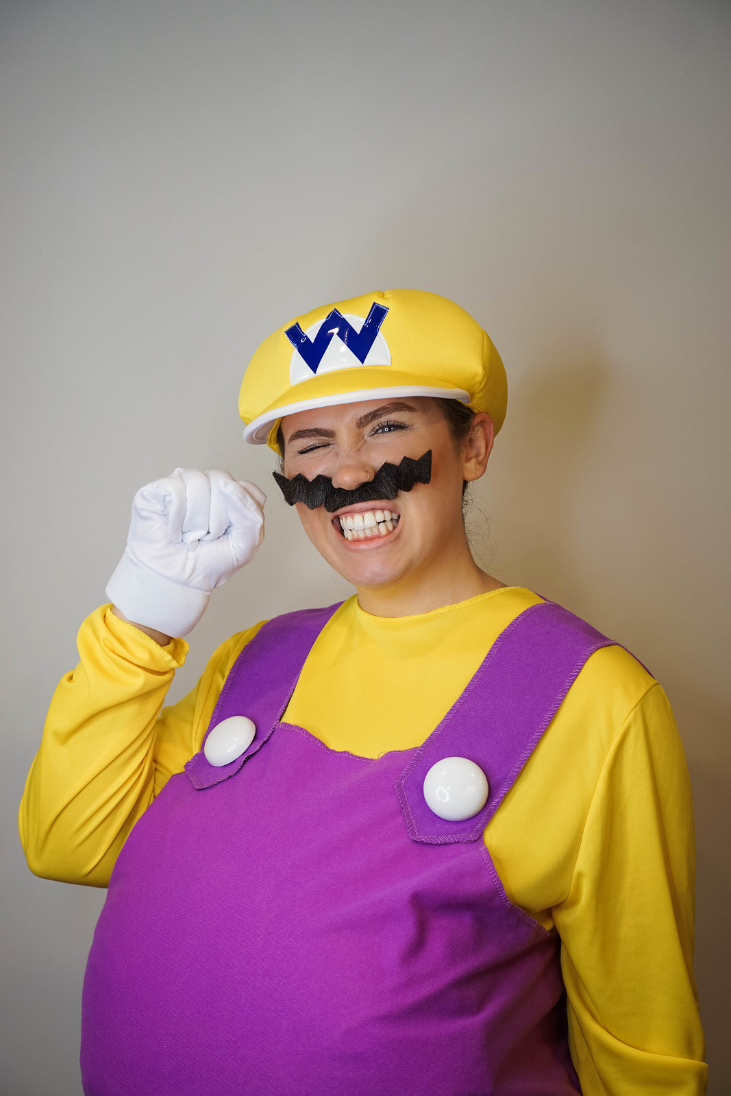 Mario Kart Costumes | Super Mario Brothers Costumes | Wario Cosplay | The Funniest Group Halloween Costumes for your Virtual Party | Zoom Halloween Costumes | Virtual Halloween Costume Ideas | Gamer Cosplay | Nintendo Costume