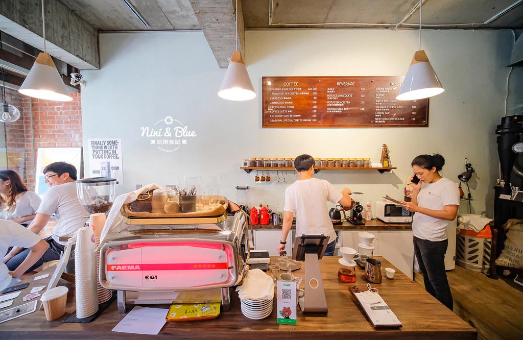 台中勤美咖啡 有圓人menu菜單04