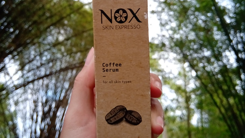 NOX Coffee Serum by NATASHA, Serum Kopi Pertama di Indonesia