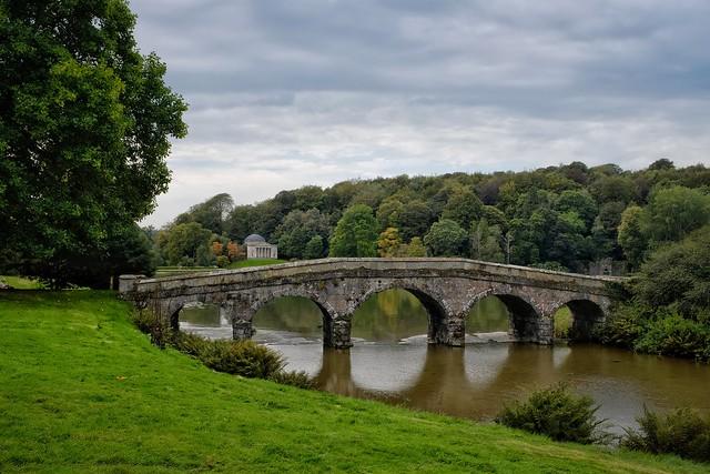 The Palladian Bridge at Stourhead (4).