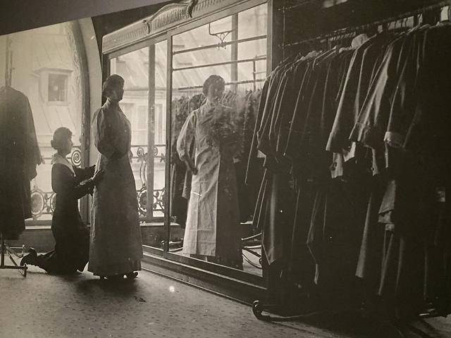 1-2 WWI French Fashion