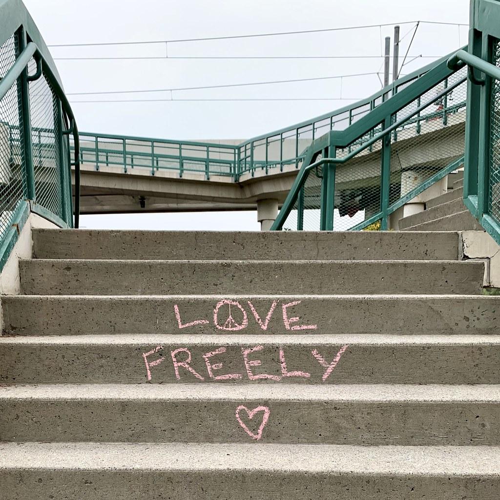 Love freely