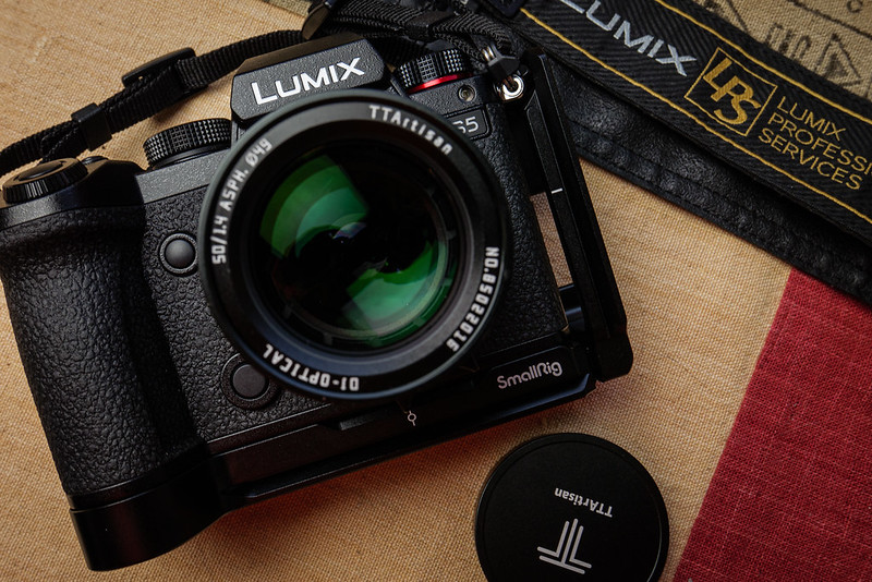 SmallRig L-Plate for LUMIX S5