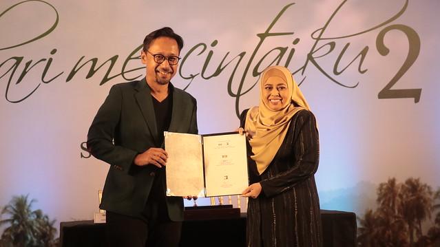 Tv3 Memeterai Memorandum Persefahaman Dengan Sr One Sdn Bhd
