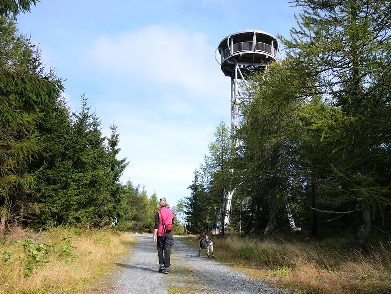 wieża widokowa Jagodna