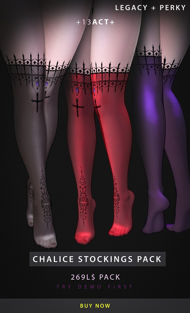 13act  Chalice Stockings vend