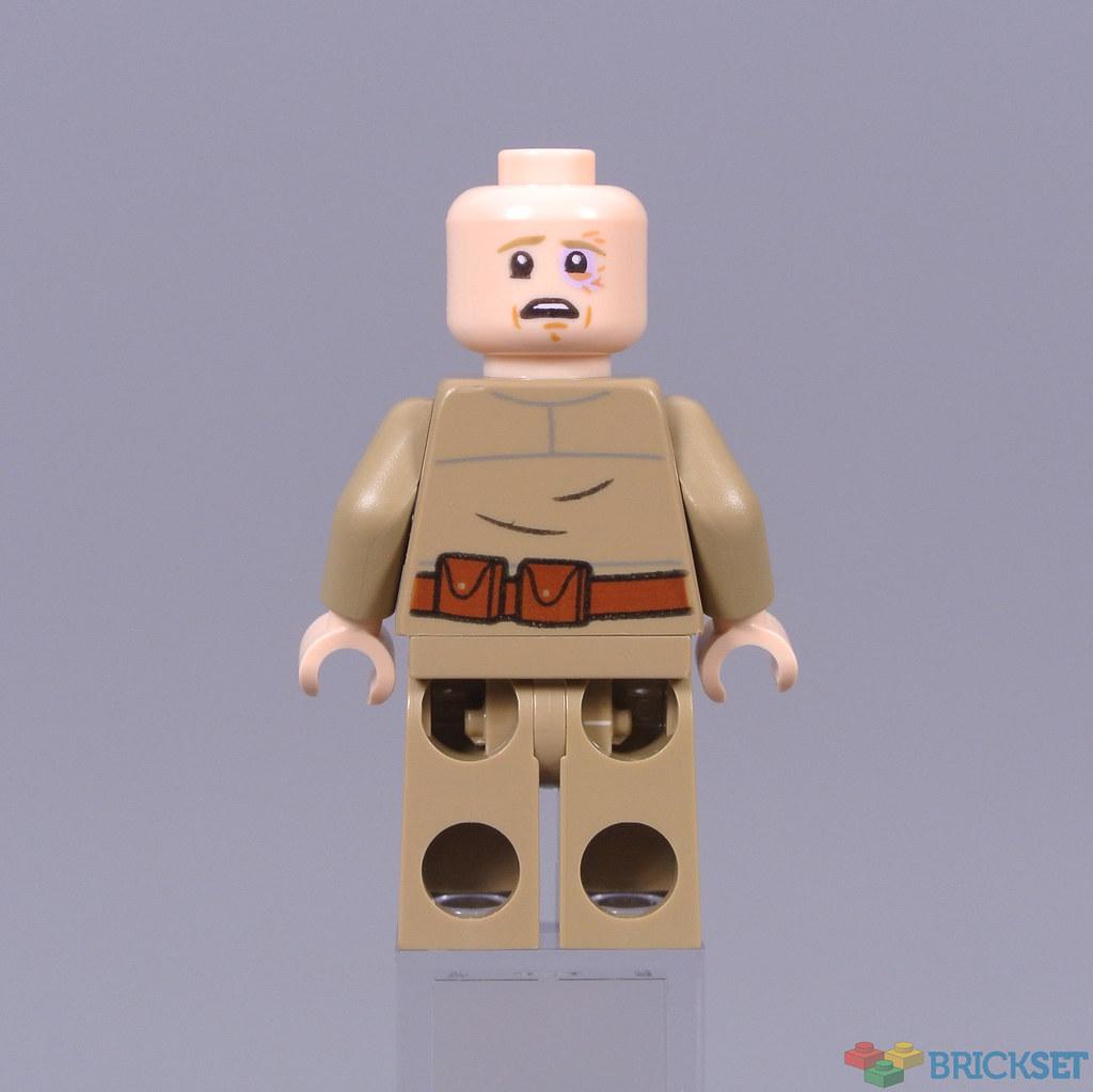 LEGO STAR WARS 75294 Final Duel Luke Skywalker 75222 Cloud City Luke Bespin