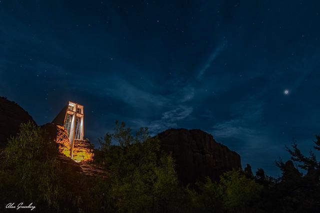 Chapel of the Holy Cross Vortex-Sedona, Arizona