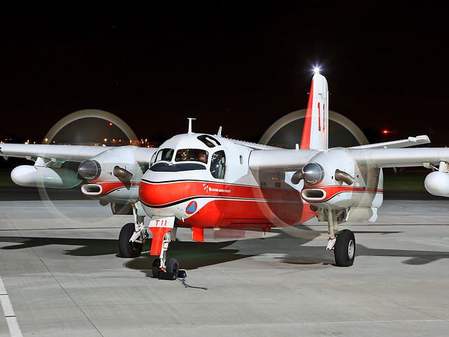 Grumman TS-2A Turbo Firecat (Tracker) Securite Civile F-ZBEW
