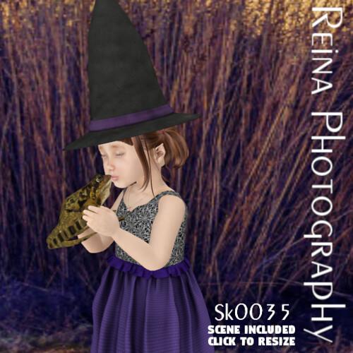 {RP} SK0035 AD - FREE Gift at Spook-a-apalooza