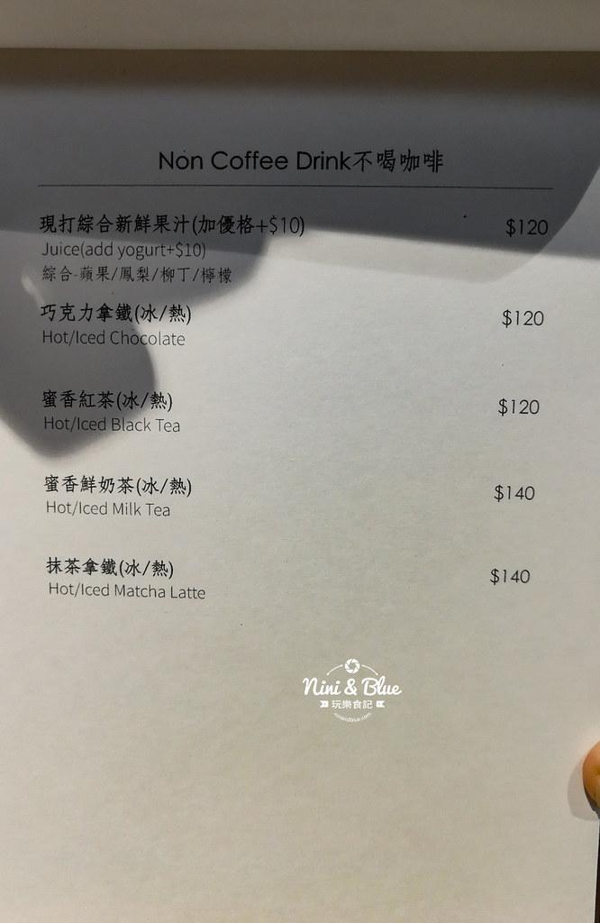 台中勤美咖啡 有圓人menu菜單20