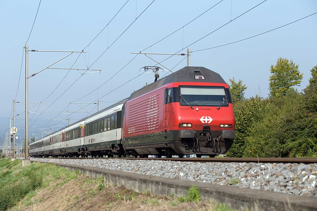 SBB Re 460 033 Sissach