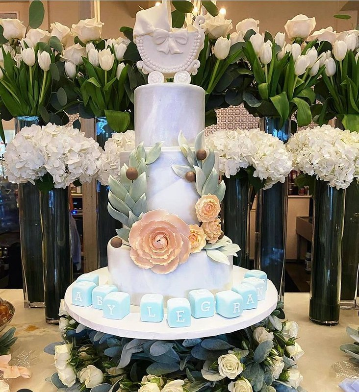 Cake by Boca Dulce Cakes