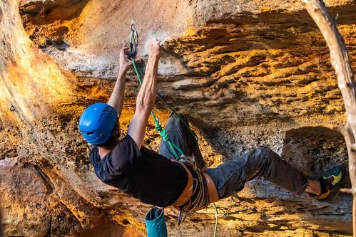 rockclimbing climbing brooyar