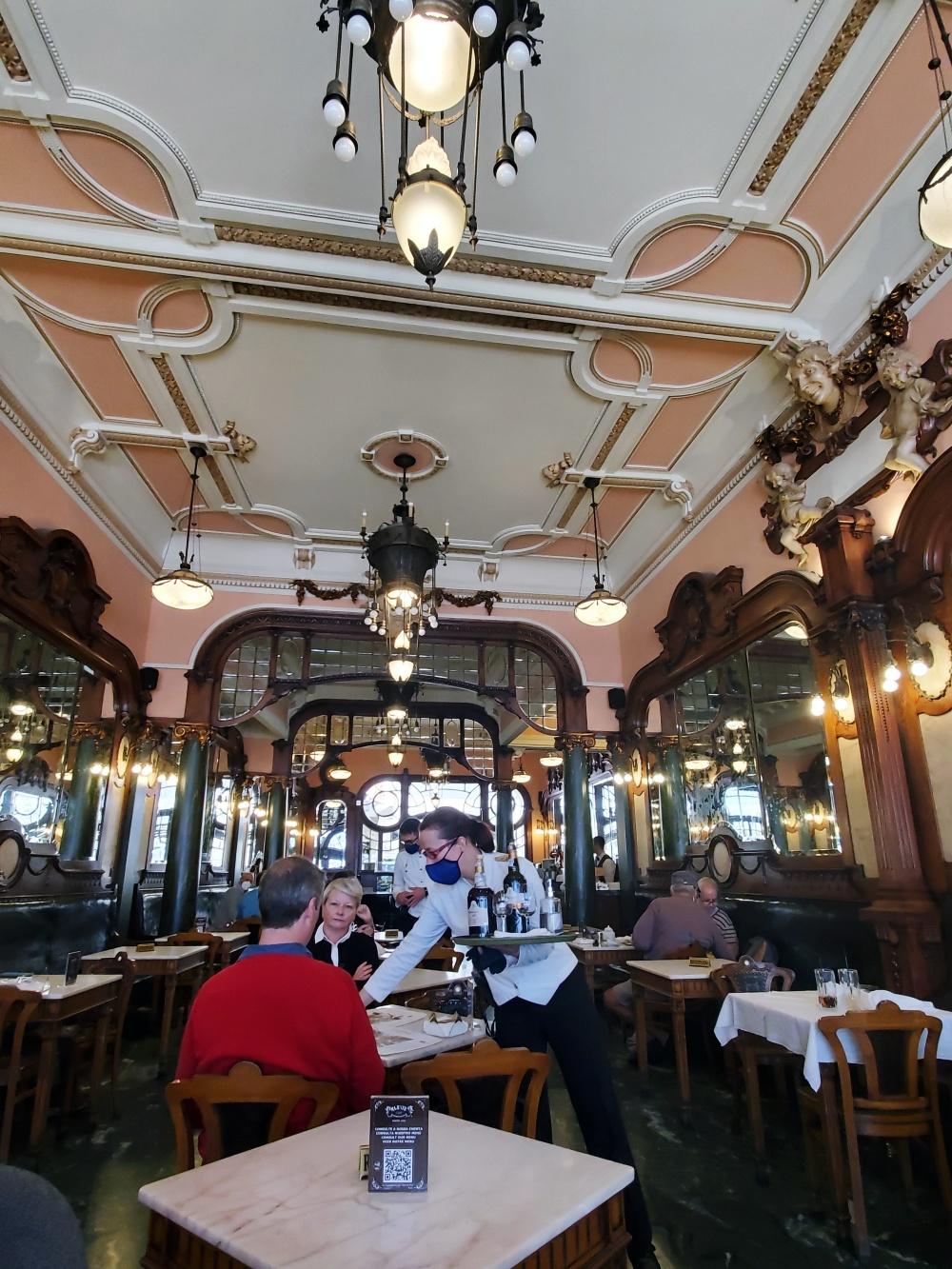 Majestic Cafe Porto