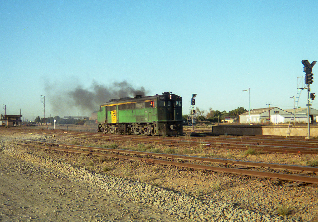 963's Smoky departure by David Arnold