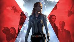 Black Widow 2021 Wallpaper 4K
