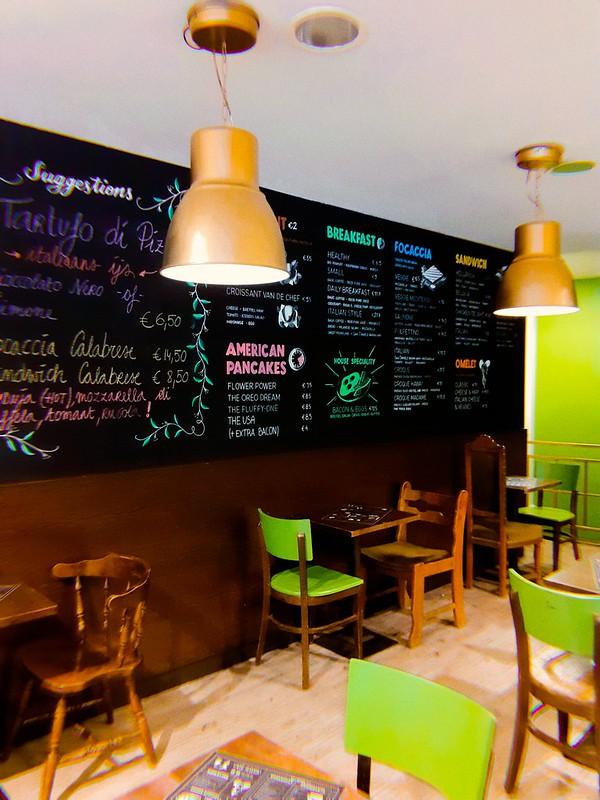 Caffe Rosario.