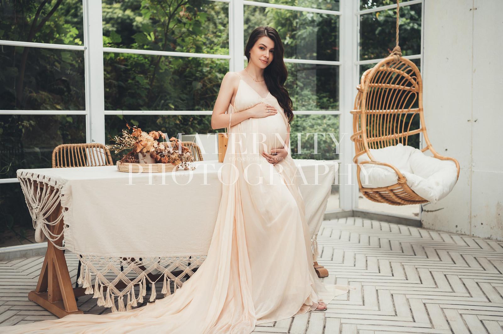《孕婦寫真》Inna / 攝影師 Eric Yeh / 良大攝影工作室