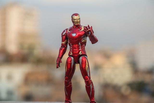 and I am Iron Man