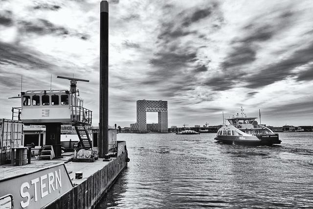 Ferry Cross The IJ