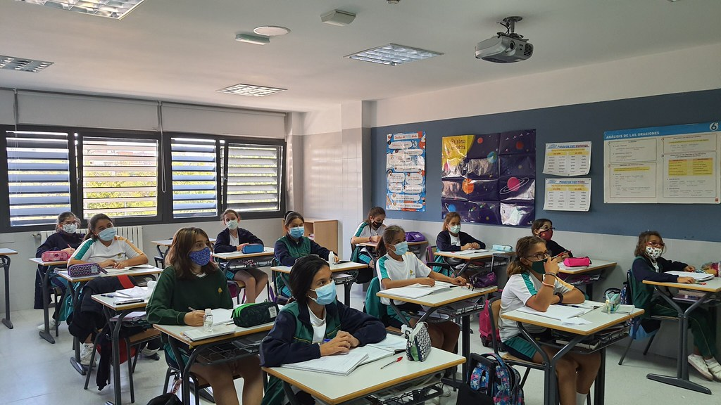 Habilitación de aulas
