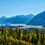 Alaskan Fallscape