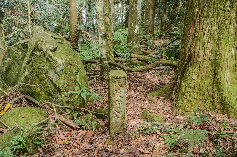 紅毛山平山界水泥柱(Elev. 954 m) (2)
