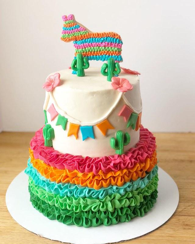 Cake by Stephanie's Bake Shop
