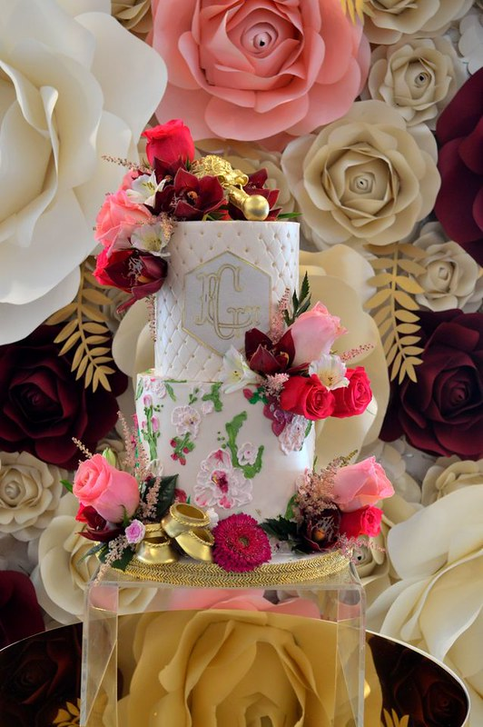 Cake by Rosa's Cakes LLC