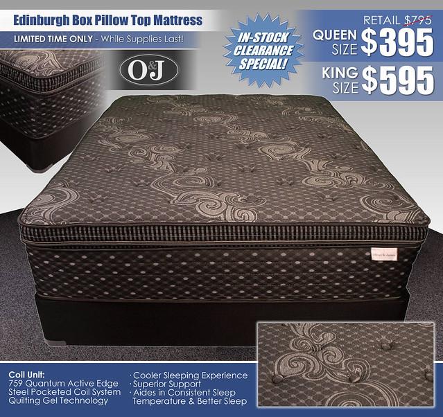 Edinburgh Box Pillowtop Mattress Sets_Solstice_Oliver & James_Update