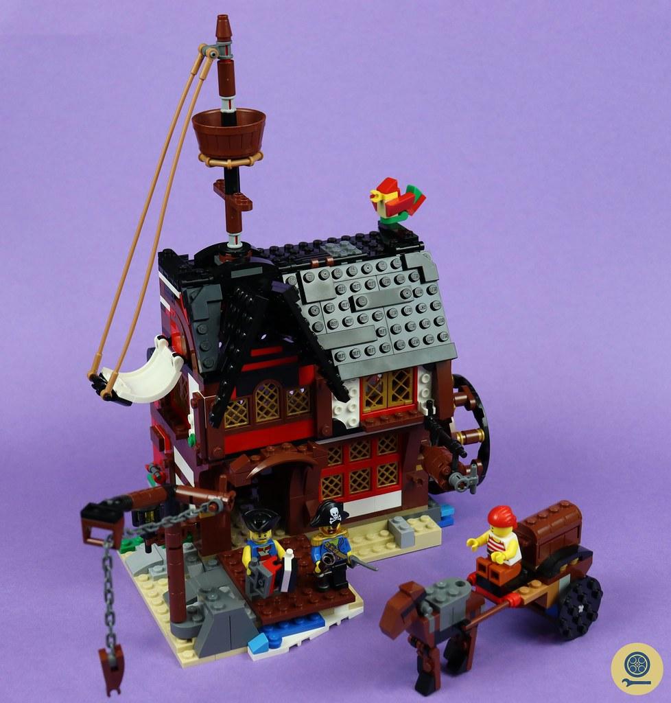 31109 Pirate Ship 08
