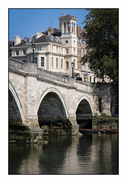 Richmond Bridge Reflections …