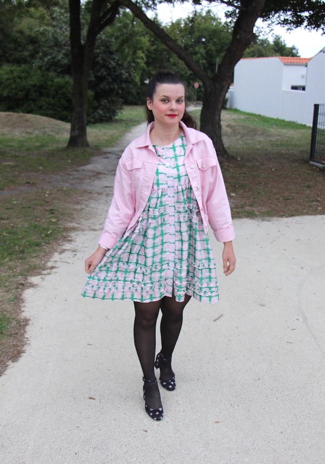 Ma robe de poupée Sister Jane