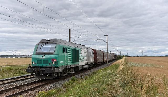 (FR-SNCF) BB (4)75408