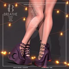 [BREATHE]-Takumi &Suzurin@The Arcade Gacha