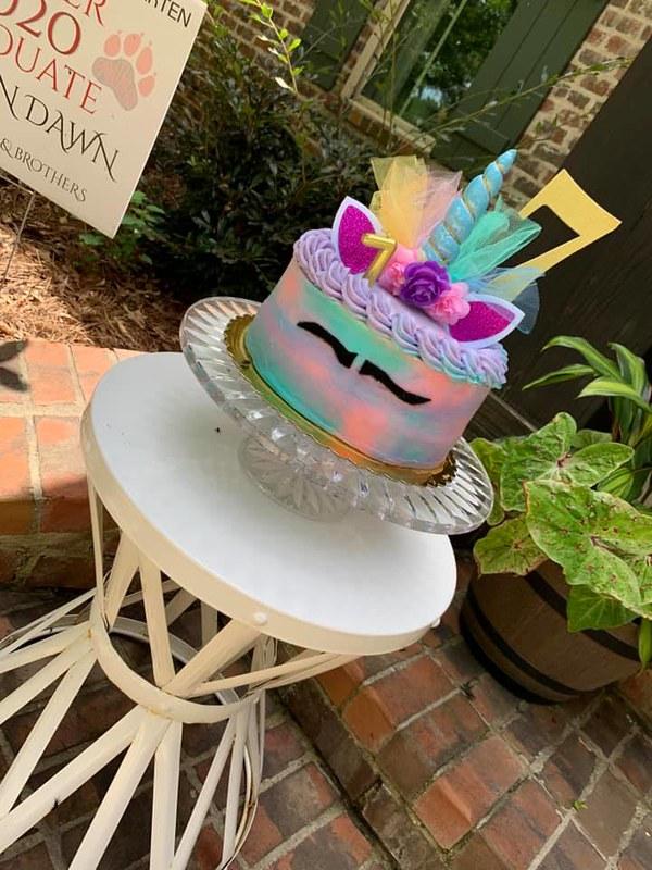 cake by Heucks Sweet Treats