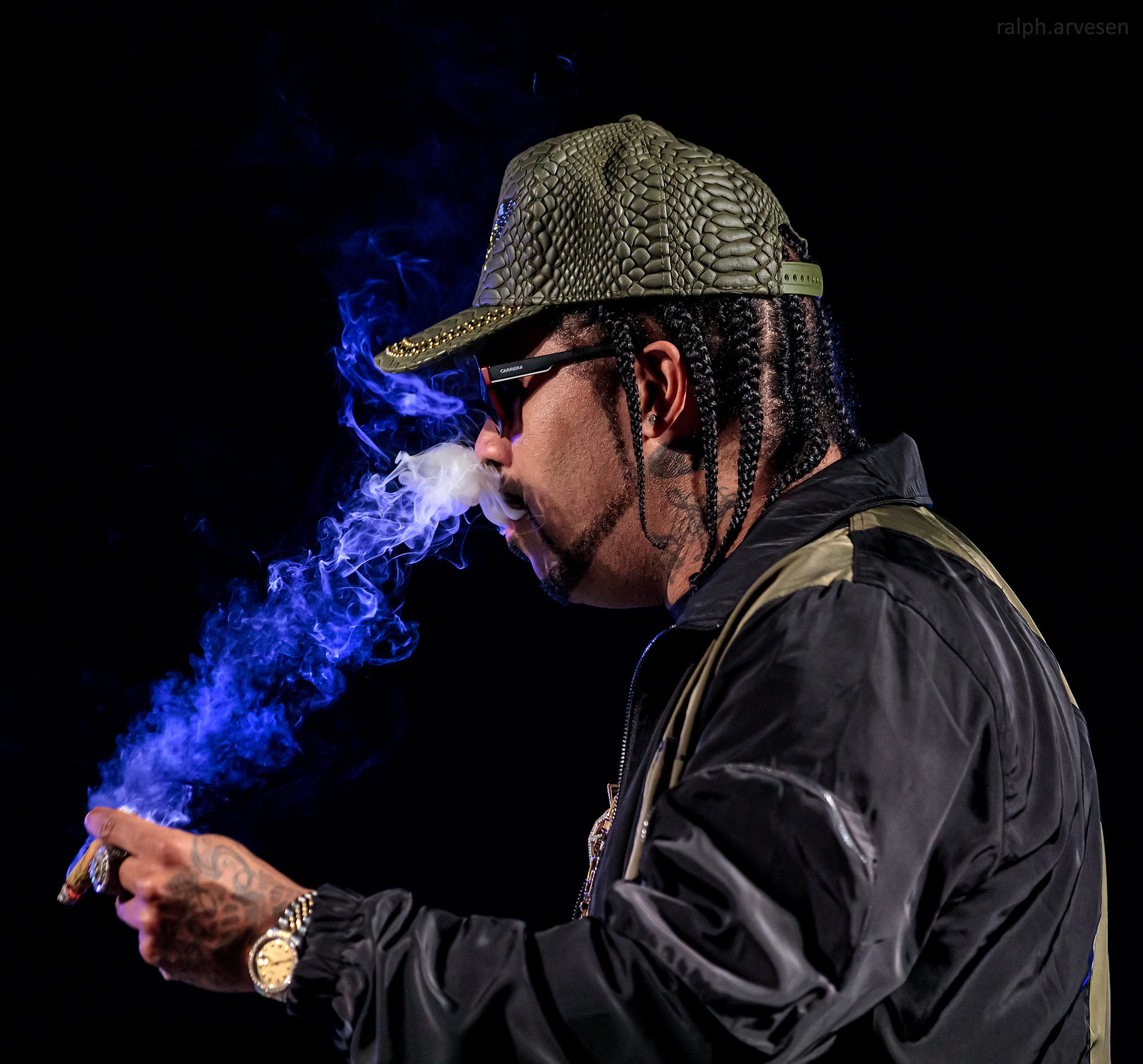 Lil Flip | Texas Review | Ralph Arvesen