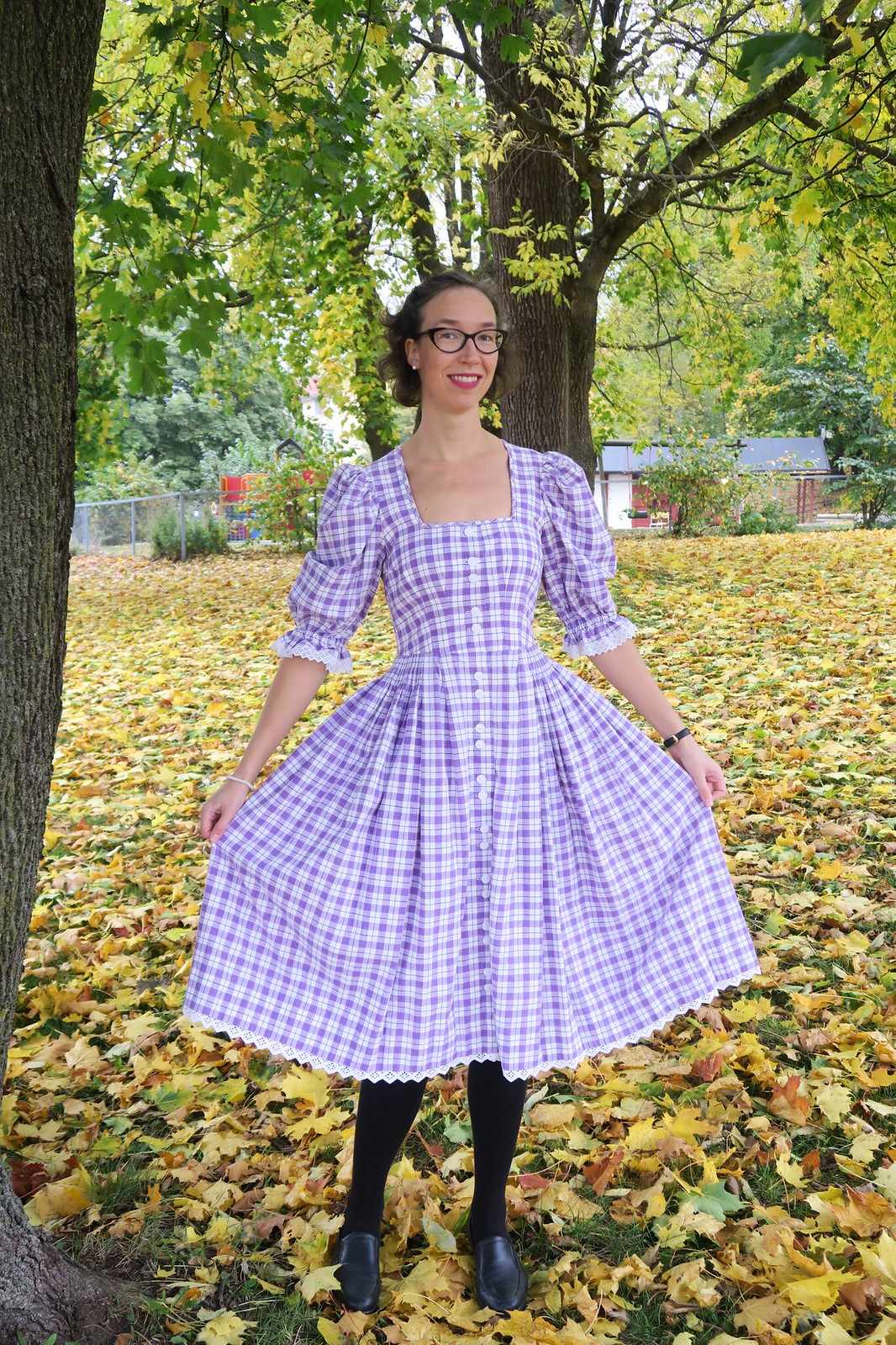 The dirndl dress / etdrysskanel.com