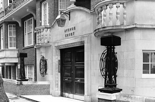 Avenue Court, Draycott Avenue, Knightsbridge, Kensington and Chelsea, 1988 88-5a-61-positive_2400