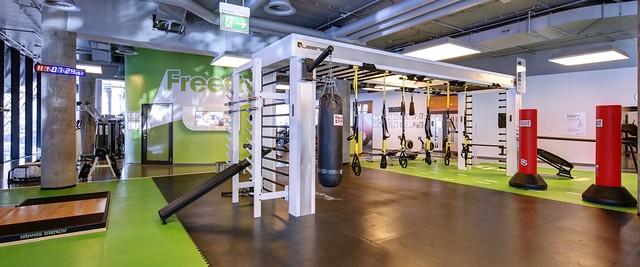 Fitness First Frankfurt