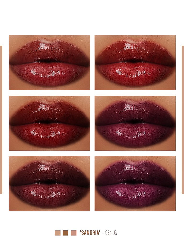 NEW RELEASE + GIVEAWAY – 'SANGRIA LIPS' @ANTHEM