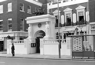 The Pheasantry, Kings Road, Chelsea, Kensington and Chelsea, 1988 88-5a-24-positive_2400