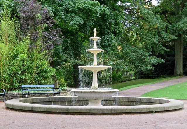 Sheffield - Botanical Gardens