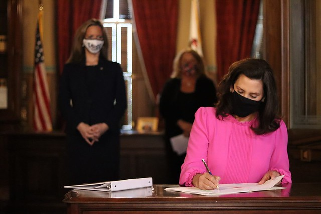 Whitmer Signs Legislation Allowing Clerks to Process Ballots Before Election Day
