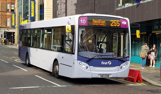 First Glasgow Alexander Dennis Enviro 300 67840
