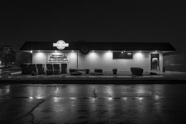 The Locker Room Sports Bar & Grill
