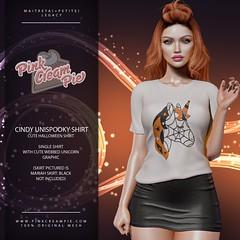 New VIP Lucky Board Gift - Cindy Unispooky Shirt